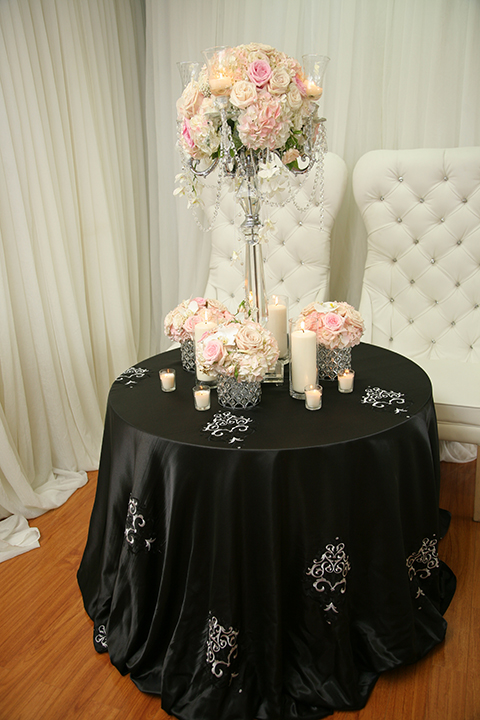 beautiful Black Satin Tablecloths Part - 13: Black Embroidery Satin Tablecloth